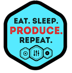 Eat Sleep Produce Repeat